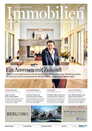 Carsten Vogel in der Berliner Morgenpost