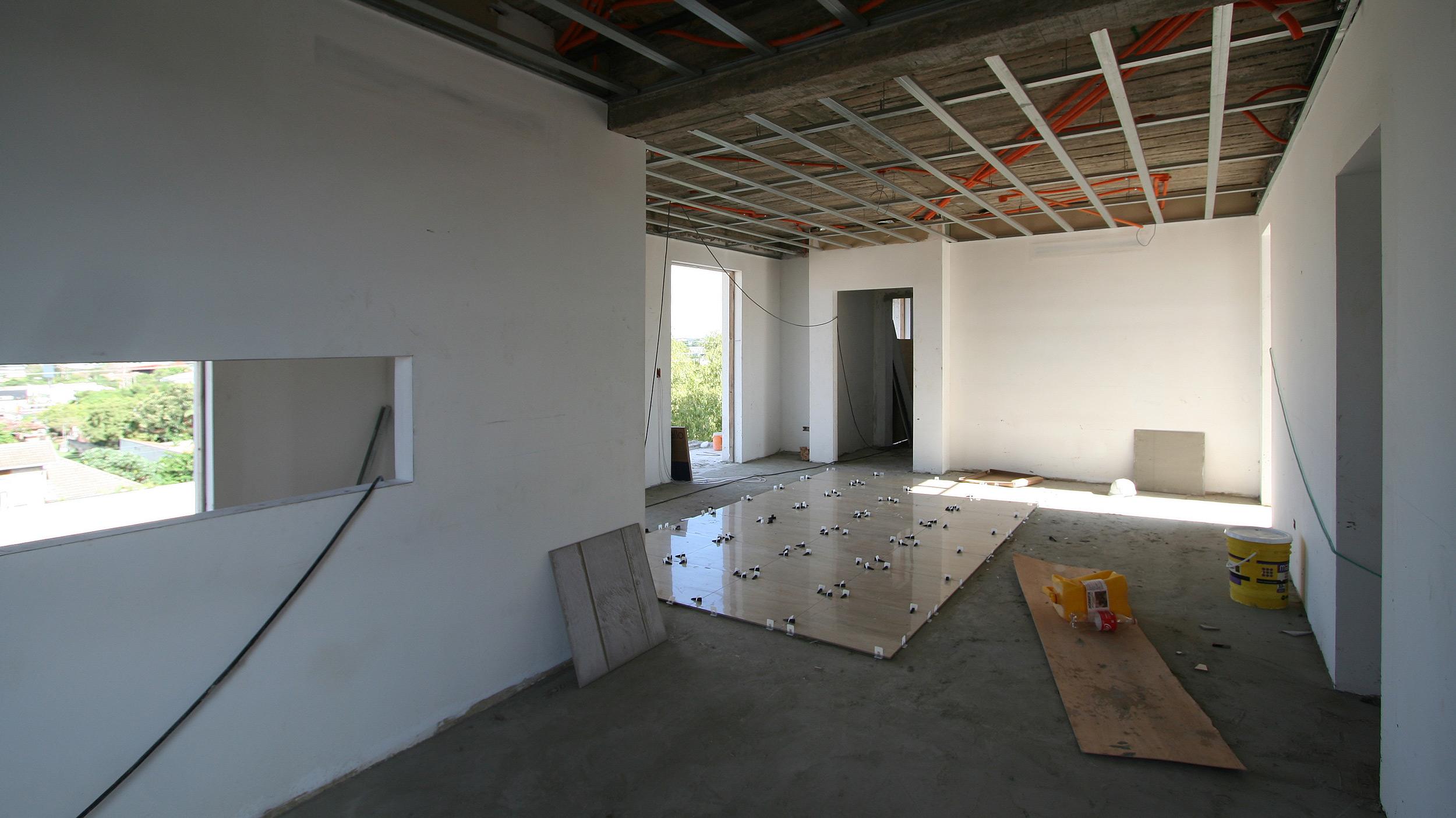 GOETHE RESIDENZEN - Neubau eines Appartementhauses mit exklusiven Wohnungen - Die Wohnräume sind loftartig gestaltet und lichtdurchflutet.